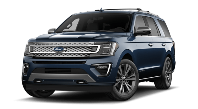New 2020 Ford Expedition Platinum SUV in Hamburg, NY